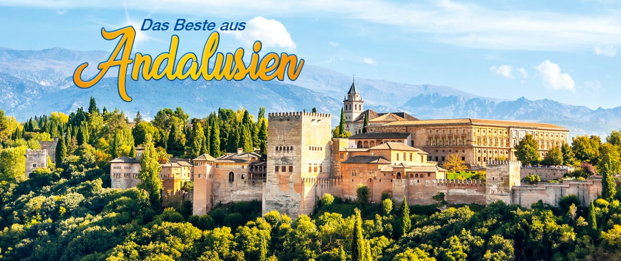 Trendtours andalusien rundreise